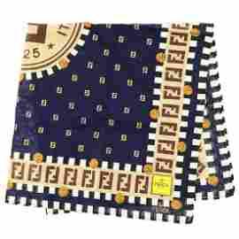 Authentic FENDI  Handkerchief