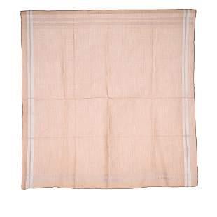 Authentic Hermes Cotton Handkerchief