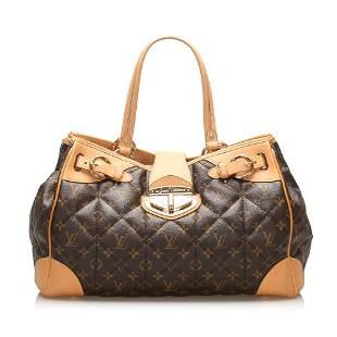 Authentic Louis Vuitton Monogram Etoile Shopper
