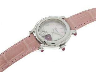 Authentic Chopard Happy Sport 278 238  21S Shell Dial
