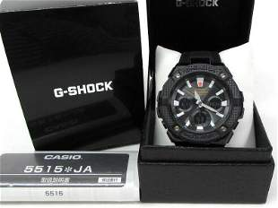 Authentic Casio G-Shock GST-W130BC-1AJF Stainless Tough