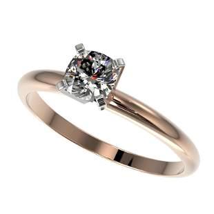 .50 ctw Certified VS/SI Quality Cushion Cut Diamond