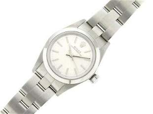 Authentic Rolex Oister Perpetual 76080 White Dial