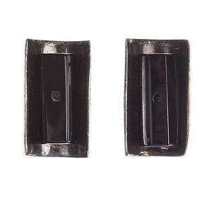 Sterling Silver Mexican Black Onyx Earrings