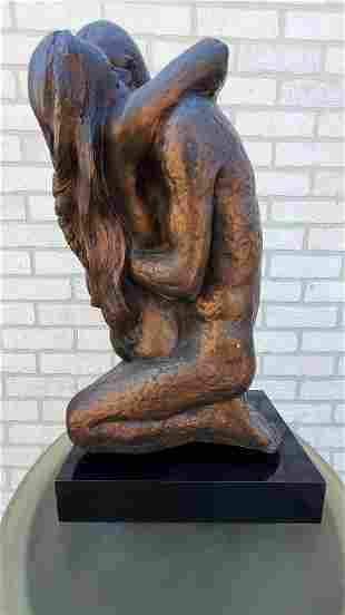 Austin Productions Kathy Klein Loving Touch Statue