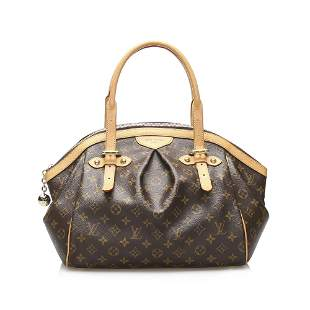 Authentic Louis Vuitton Monogram Tivoli GM