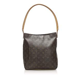 Authentic Louis Vuitton Monogram Looping GM