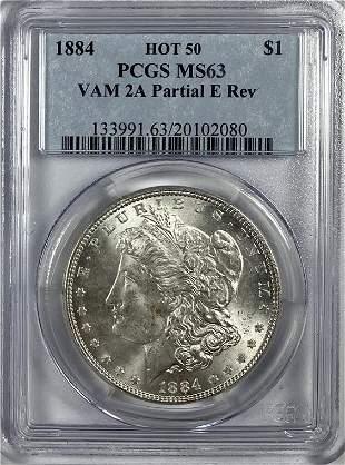 Morgan Silver Dollar