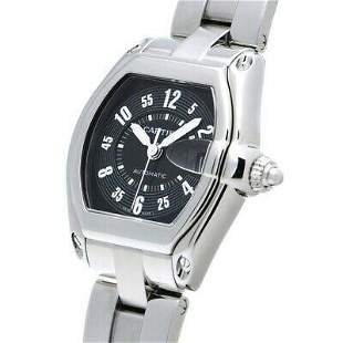 Authentic CARTIER Roadster LM W62004V3 mens