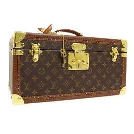 Authentic LOUIS VUITTON  Cosmetic Box