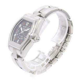 Authentic Cartier W62002V3 Roadster Automatic Stainless