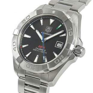 Authentic TAG HEUER Aqua Racer Caliber 5 Kei Nishikori