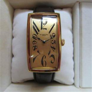 Authentic Tissot Heritage Classic 750 18K YG Stainless