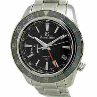 Authentic Grand Seiko Spring drive GMT Master shop