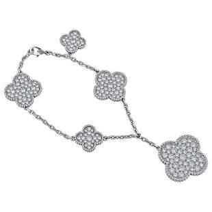Authentic Van Cleef & Arpels Magic Alhambra Bracelet 5