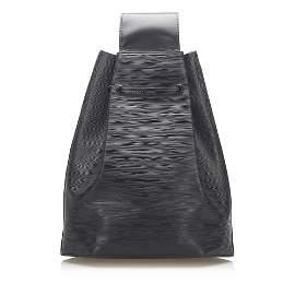 Authentic Louis Vuitton Epi Sac dEpaule