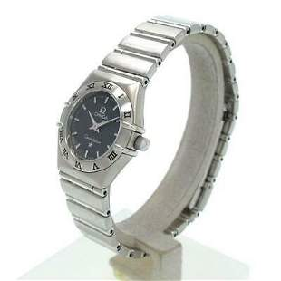 Authentic Omega Constellation Mini 1562.40 Watch  w0319