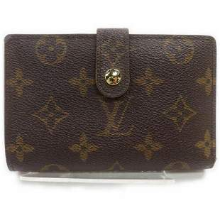 Authentic Louis Vuitton Wallet M61674 Portefeuille