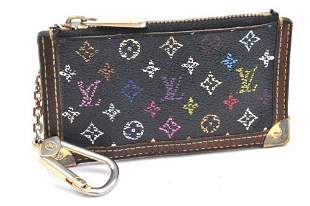 Authentic Louis Vuitton Monogram Multicolor Pochette