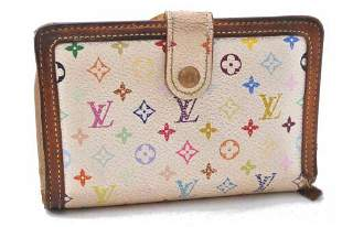 Authentic Louis Vuitton Monogram Multicolor Portefeuile