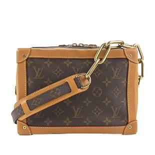 Authentic Louis Vuitton Monogram Soft Trunk