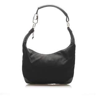 Authentic Gucci Canvas Shouder Bag