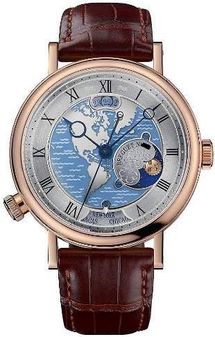 Authentic Breguet Grand Complication Hora Mundi 18kt