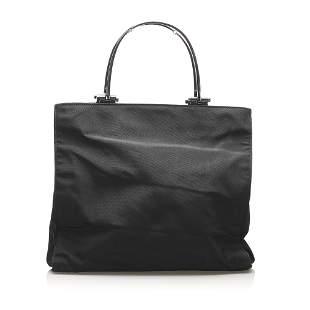 Authentic Gucci Nylon Handbag