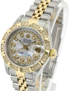 Authentic Rolex Datejust 26mm Jubilee Band