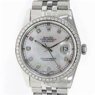 Authentic Rolex Datejust 36mm Jubilee Band