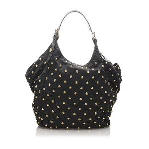 Authentic Givenchy Studded Sacca Tote Bag