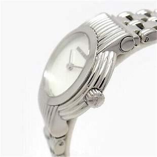 Authentic Boucheron Refre Quartz Shell Dial Ladies Size