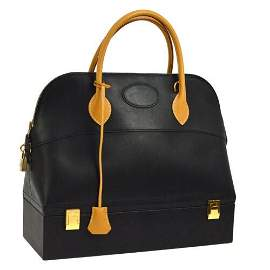 Authentic HERMES BOLID MACPHERSON 2way Hand Bag