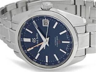 Authentic Grand Seiko GMT SBGJ231Hi Beat 36000