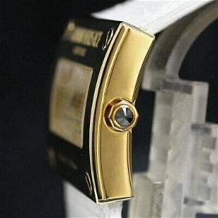 Authentic Gianni Versace Couture Square Quartz