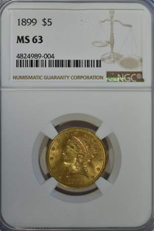$5 Liberty