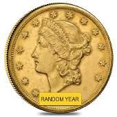 $20 Gold Double Eagle Liberty Head - Polished or
