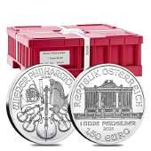 Monster Box of 500 - 2021 1 oz Austrian Silver