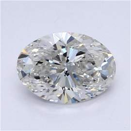 Loose Diamond - OVAL 1.01 VS2 VG G
