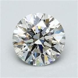Loose Diamond - Round 1.35 VVS2 I I