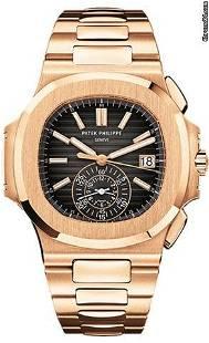 Authentic Patek Philippe 5980/1R-001