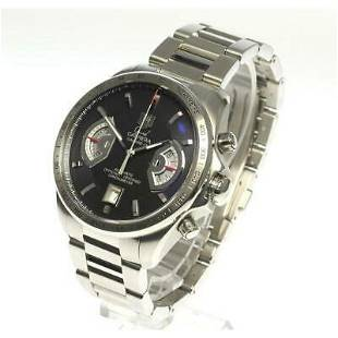 Authentic TAG Heuer Grand Carrera Chronograph Caliber