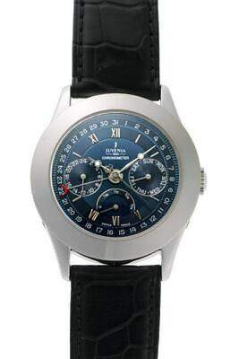 Authentic Juvenia Chronometer 2 Automatic 9680 Navy