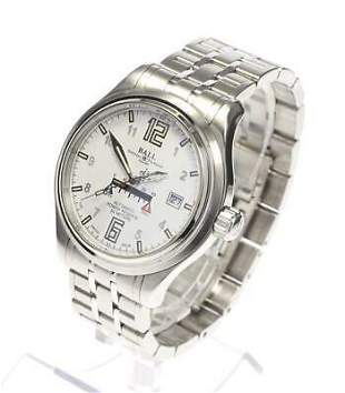Authentic Ball Watch Train Master Power Reserve NM1056D