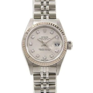 Authentic ROLEX 79174G Datejust SSxWG Automatic