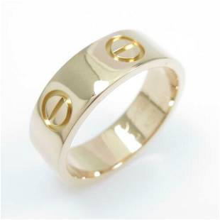 Authentic Cartier Love ring