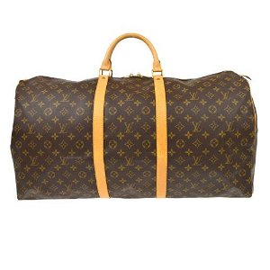 Authentic LOUIS VUITTON KEEPALL 60 TRAVEL HAND BAG