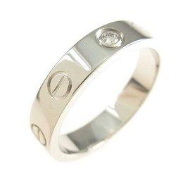 Authentic Cartier Mini Love ring 1P