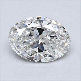 Loose Diamond - OVAL 1.05 CT  VS1   F