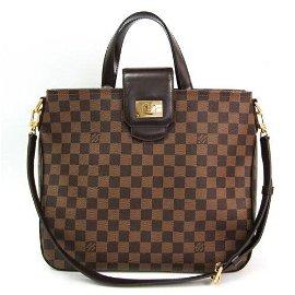 Authentic Louis Vuitton Damier Cabas Rosebery N41177